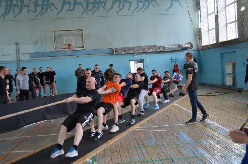 Тверские полицейские продолжают принимать участие в Спартакиаде Тверской региональной организации Общества «Динамо»
