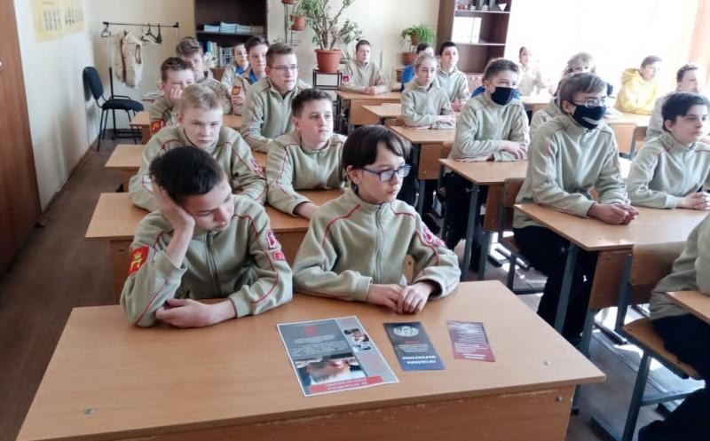 Сотрудники полиции города Твери присоединились к Всероссийской профилактической акции «Твой выбор» и Общероссийской акции «Призывник»