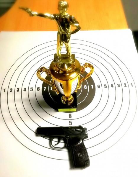 Полиция Верхневолжья провела соревнования по стрельбе из пистолета Макарова