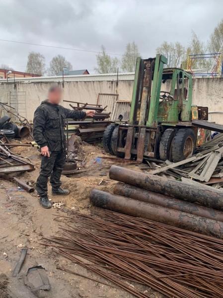 В Твери полицейские задержали подозреваемого в краже дорогостоящего имущества