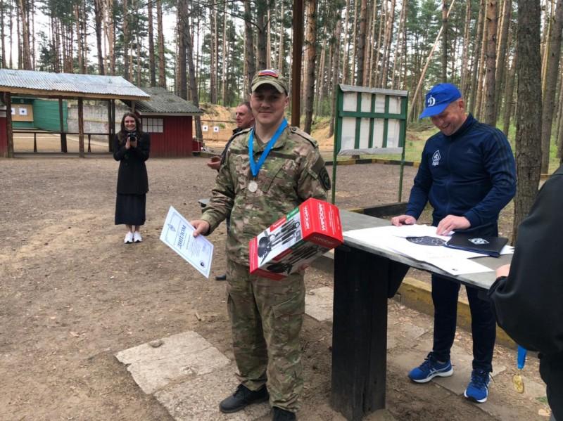 В Твери состоялся турнир по стрельбе из боевого ручного стрелкового оружия