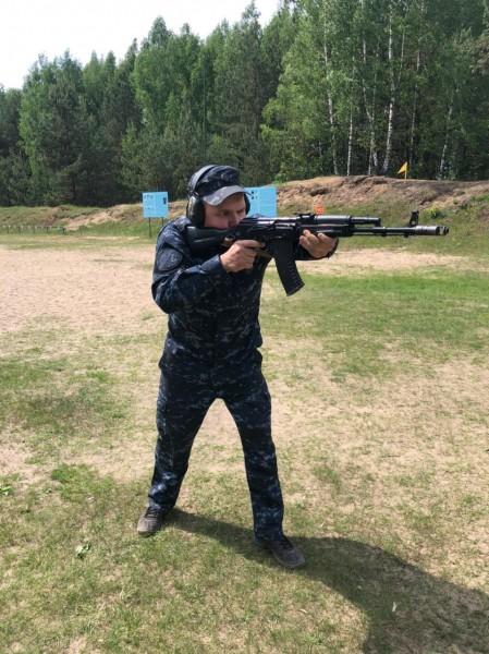 В областном центре состоялся турнир по стрельбе из боевого ручного стрелкового оружия