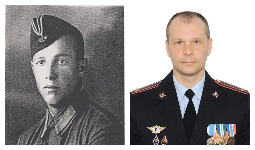 Сотрудники полиции Верхневолжья делятся воспоминаниями о своих родственниках - участниках Великой Отечественной войны