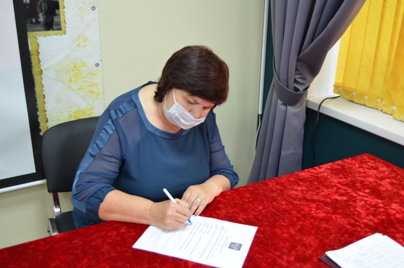 В Твери состоялась торжественная церемония принятия присяги иностранными гражданами