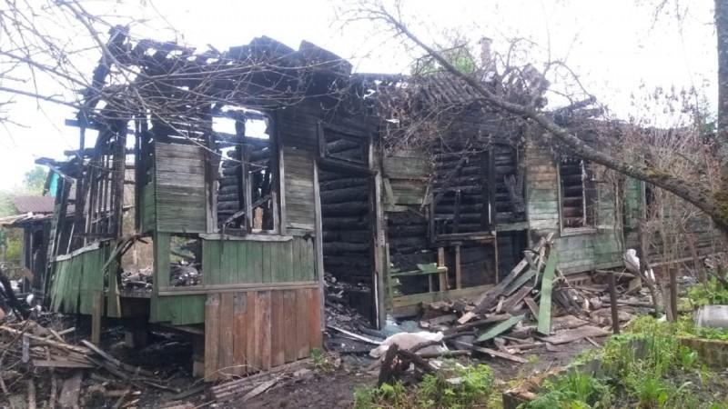 В Тверской области сотрудники полиции установили подозреваемого в умышленном уничтожении имущества
