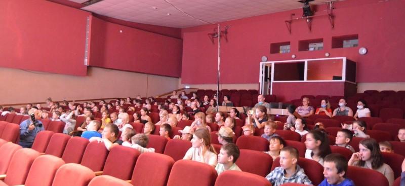 В Твери полицейские встретились с младшими школьниками в рамках антинаркотического месячника