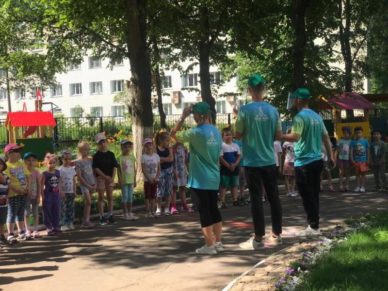 В Тверской области проходит Всероссийская социальная кампания «Твой ход! Пешеход»