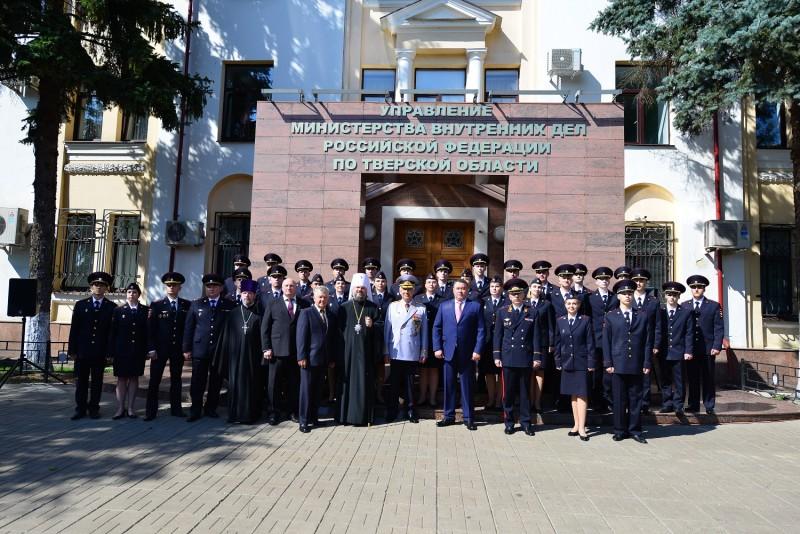 В Твери прошло торжественное приведение к Присяге сотрудника органов внутренних дел Российской Федерации