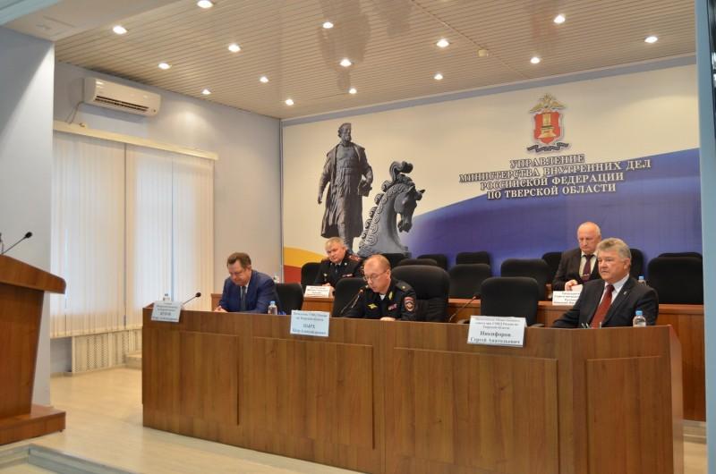 В Тверской области 20 выпускников вузов МВД России приступят к служебным обязанностям