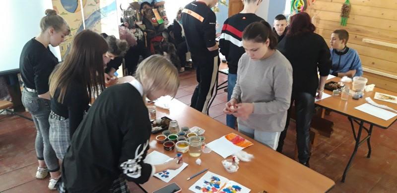 В Торжке полицейские вместе с подростками посетили необычную музейную программу