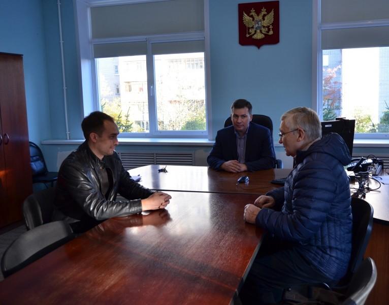 Представители Общественного совета при УМВД России по Тверской области проверили работу одного из городских отделов полиции